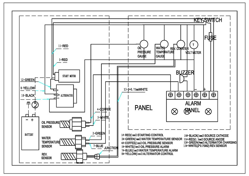 el schema marina dieselmotorer till r 228 tt pris